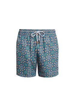 Retromarine | Roulettes-Print Swim Shorts