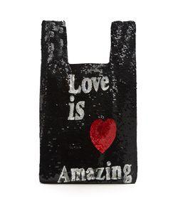 Ashish | Love Is Amazing Sequin-Embellished Bag
