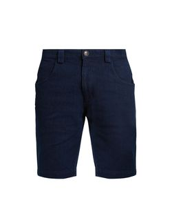 Blue Blue Japan | Slim-Leg Cotton Shorts