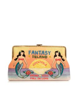 Sarah's Bag | Fantasy Island Bead-Embellished Clutch