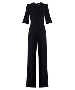 GOAT | Delauney Wool-Crepe Jumpsuit
