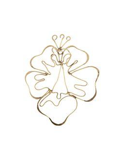Rosie Assoulin | Hibiscus-Drop Earring