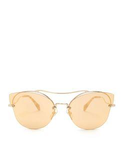 Miu Miu | Scenique Cat-Eye Sunglasses