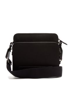 Dolce & Gabbana | And Leather Messenger Bag