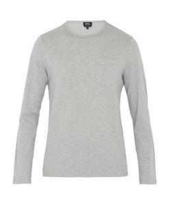 A.P.C. | Timmy Long-Sleeved Cotton-Jersey T-Shirt