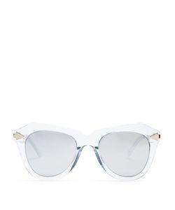 Karen Walker Eyewear | One Star Cat-Eye Sunglasses