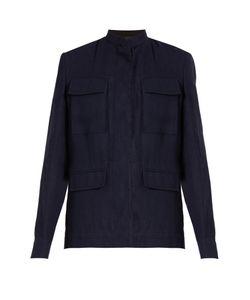 Haider Ackermann | Agrippina Single-Breasted Linen Jacket