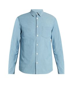 A.P.C. | Xavier Cotton-Chambray Shirt