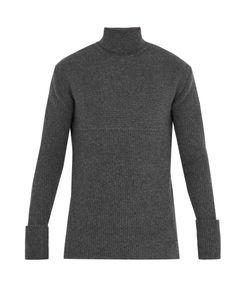 Wooyoungmi | Roll-Neck Wool-Blend Sweater