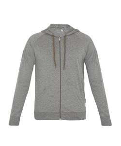 Paul Smith | Zip-Through Hooded Cotton Sweatshirt