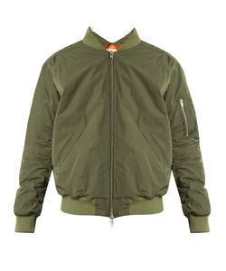 Martine Rose   Cut-Out Shell Bomber Jacket