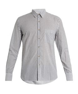 DE BONNE FACTURE | Striped Cotton Shirt