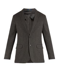 Polo Ralph Lauren | Single-Breasted Stretch-Cotton Jersey Blazer