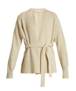 Helmut Lang   Wool And Cashmere-Blend Cardigan