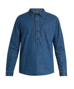 A.P.C. | Duke Cotton-Denim Shirt