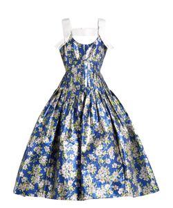 Delpozo | Pleated Midi Dress