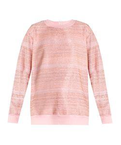 Ashish | Embellished Cotton-Blend Sweatshirt
