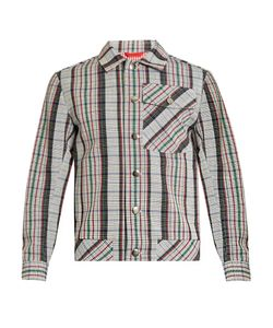 Orley | Max Checked Wool Jacket