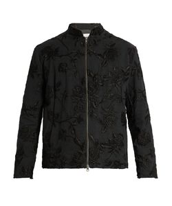 By Walid | Jacob Embroide Cotton-Canvas Jacket