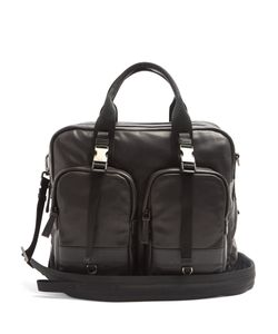 Prada | Front-Pocket Medium Holdall