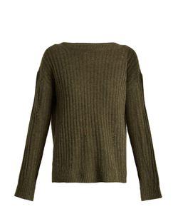 Nili Lotan | Baxter Distressed Cashmere Sweater