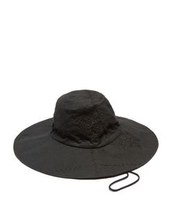 By Walid | Imran Embroide Antique-Linen Hat