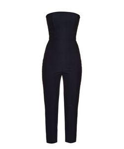 Alexander McQueen | Leaf-Crepe Embellished Jumpsuit