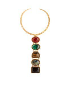 Sylvia Toledano | Torque Plated Necklace