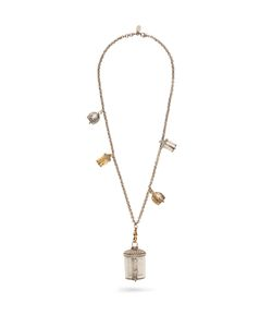 Alexander McQueen | Cowbell Charm Necklace