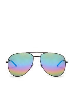Saint Laurent | Aviator Metal Sunglasses