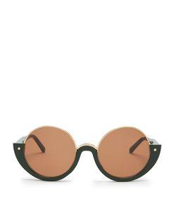 Marni | Round-Frame Acetate And Metal Sunglasses