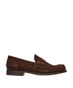 Church's | Pembrey Suede Loafers