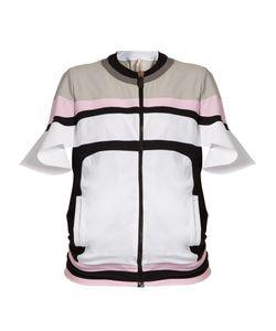 No Ka' Oi | Nuha Ruffled-Sleeve Performance Jacket