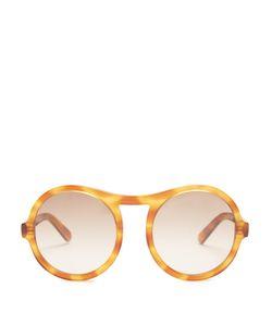 Chloé | Round-Frame Sunglasses