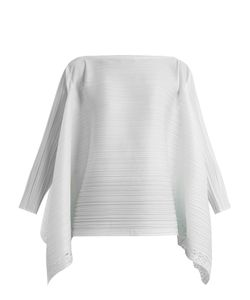Pleats Please By Issey Miyake | Flouncy Pleated Top