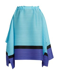 Pleats Please By Issey Miyake | Spinning Bounce Pleated Midi Skirt