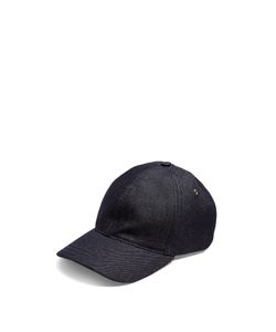 A.P.C. | Louis Denim Baseball Cap