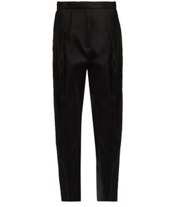 Maison Rabih Kayrouz | Pleated-Front Tailo Trousers