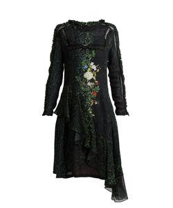 Preen by Thornton Bregazzi   Edwina Pythonprint Silk Dress