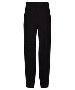 Chloé | High-Rise Wide-Leg Cady Trousers