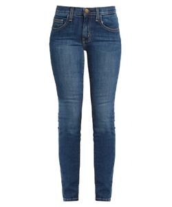 Current/Elliott | The High Waist Ankle Skinny Jeans