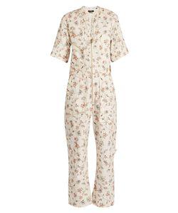 Isabel Marant | Talma Print Cotton Jumpsuit