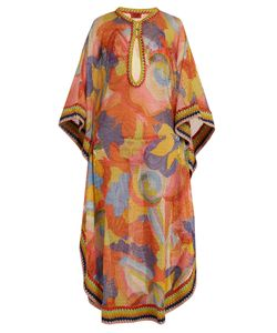 Missoni Mare | Abstract-Print Fine-Knit Maxi Kaftan