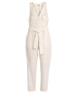Rachel Comey | First Mates Suit Silk-Blend Jumpsuit