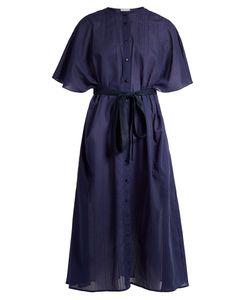 PALMER/HARDING | Button-Through Midi Dress