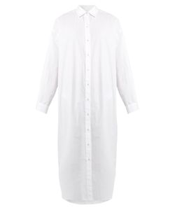 Mes Demoiselles | Kamiseta Long-Sleeved Cotton Shirtdress