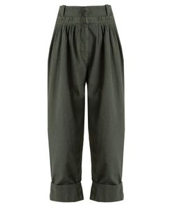 J.W.Anderson | Tapered-Leg Pleated Cotton Trousers