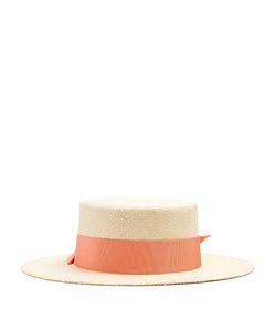 Federica Moretti | Tea Straw Hat