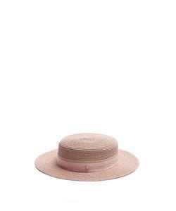 Maison Michel | Rod Hemp-Straw Hat