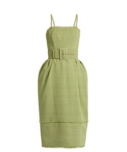 Rosie Assoulin | Artichokes Hearts Prince Of Wales-Checked Dress